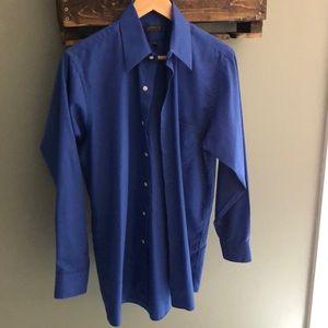 Men's size small arrow dress shirt